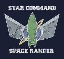 Star Command Space Ranger by nimbusnought