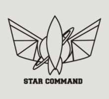 Star Command [small black] by nimbusnought