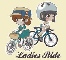 Ladies Ride by jillycube