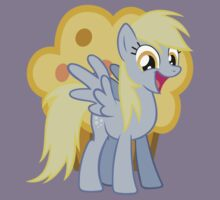 Derpy Hooves Loves Muffins! T-Shirt