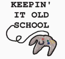 Keepin' It Old School - Nintendo 64 by Kyrannyx