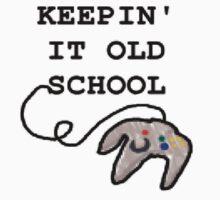 Keepin' It Old School - Nintendo 64 T-Shirt