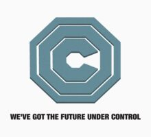 OMNICORP - WE'VE GOT THE FUTURE UNDER CONTROL - ROBOCOP REBOOT by techwiz