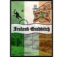 Ireland Quidditch Photographic Print