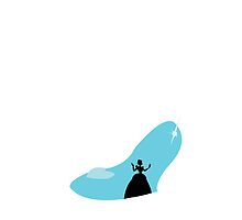 Cinderella Glass Slipper by joshda88