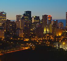 Edmonton by JohnnyMees