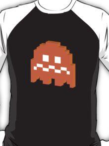 Orange Ghost - Pacman T-Shirt