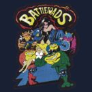 Battletoads by Mister Pepopowitz