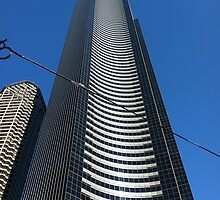 Columbia Center, Seattle by Julie Van Tosh Photography