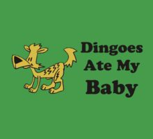 Dingoes ate my baby by Tim Topping