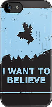 I want to believe by Budi Satria Kwan