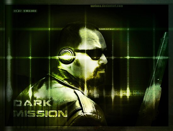 Dark Mission by surlana