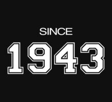 Since 1943 by WAMTEES