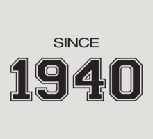 Since 1940  by WAMTEES