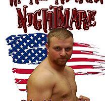 The All-American Nightmare Dan Murdoch by DMurdoch1388