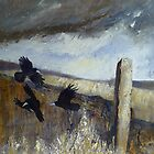 Pennine Rooks by Sue Nichol