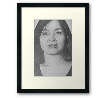 Fun's Sister Framed Print
