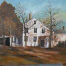 The Dickson House,Granby Street, Old Norfolk, VA 1866 by Jsimone