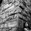 Secret Language- Self Portrait Abandoned Monastery by MJD Photography  Portraits and Abandoned Ruins