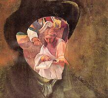 Po9rtrait of Van Gogh 9. by - nawroski -