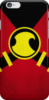 Red Robin by stygianxiron