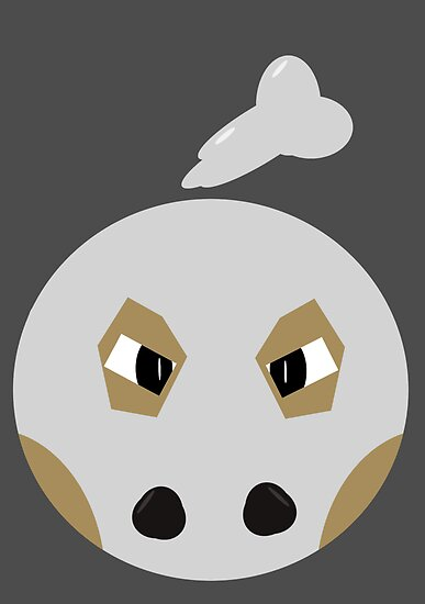Cubone Ball by Rjcham