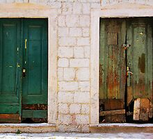 Montenegro Doors by Igor Shrayer