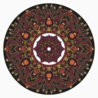 Mandala 32 T-Shirts & Hoodies by mandala-jim