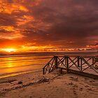 Stairway to the Sun by Karen Willshaw
