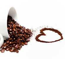 For the Love of Coffee by Brett Perucco