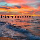 Busselton Sunset by Jonathan Trimble