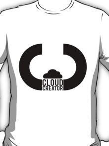Cloud Creator. T-Shirt