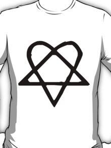 Funky Star. T-Shirt