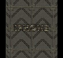 Metal iPhone Case by Moonlake