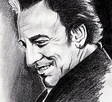 Bruce Springsteen, the Boss in Paris by jos2507