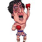 Rocky Illustration by SBIGGS83
