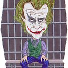 Joker Illustration by SBIGGS83