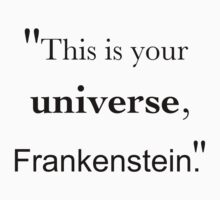 Frankenstein's Universe by signalfire