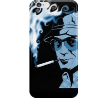 Hunter S Thompson Gonzo iPhone Case/Skin