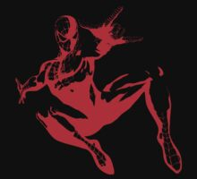 Spiderman Stencil by MrJamma