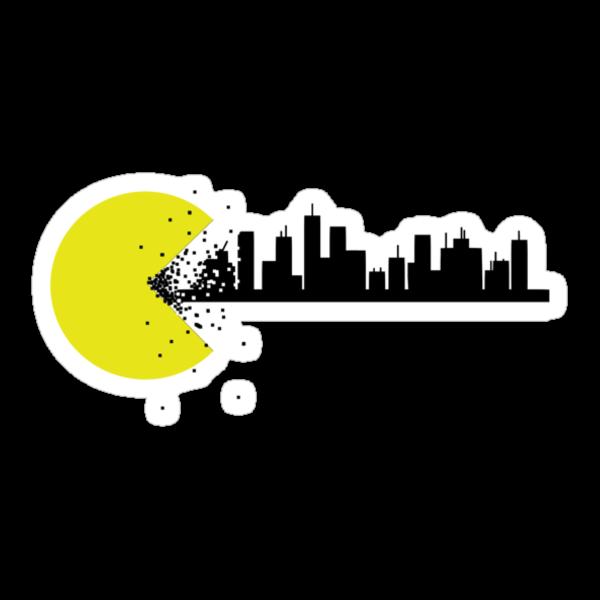 Pacman Rampage by uncmfrtbleyeti