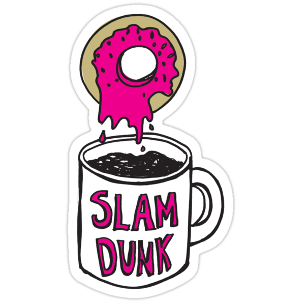 Slam Dunk! by Annie Riker