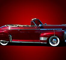 1941 Chevrolet Special Deluxe Convertible by TeeMack