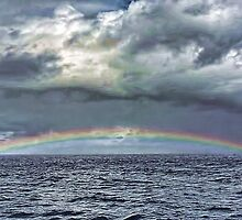 2 pots of gold ... by globeboater