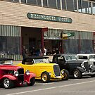Hot Rod Heaven at Billinudgel by Odille Esmonde-Morgan