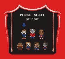 PLEASE SELECT STUDENT Kids Clothes