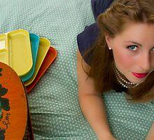 50s Retro Girl by PrEtTyGiRl91