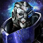 Garrus Vakarian by Ylaya