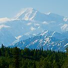 Denali, The High One, (Mt McKinley), Alaska, 2012.  by johnrf
