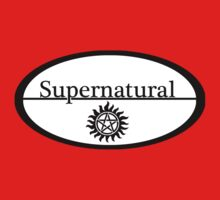 Supernatural protection - (emblem) by keyweegirlie